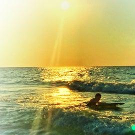 Ridin' Waves