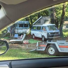 rentable VW camper and van
