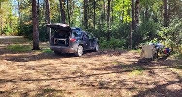 Sparrow Rapids Campground