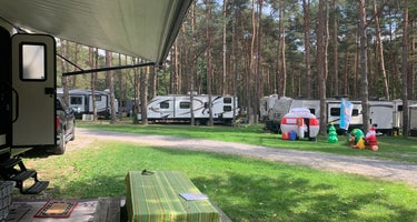 Kalyumet Campground