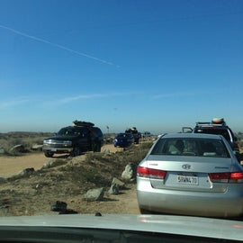San Onofre State Beach gets crowded!