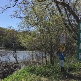 Wapsipinicon River paddling access
