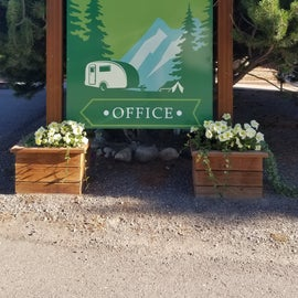 The campground is well-maintained, clean, and beautifully landscaped.