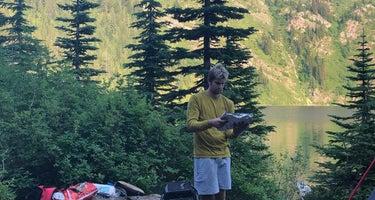 Stevens Lakes Backcountry