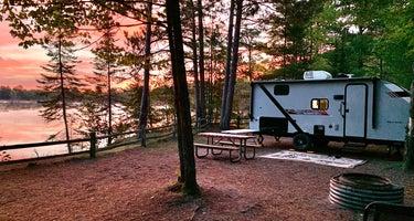 Rivermouth Modern Campground