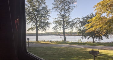 Clarks Ferry - Mississippi River