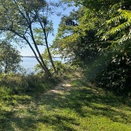 Turkey Point trails