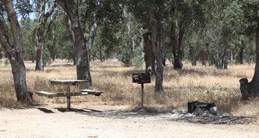 Military Park Fort Hunter Liggett Primitive Campground