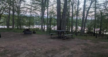 Walkup Lake Campground