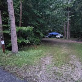 campsite T005