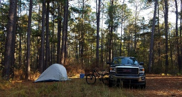 Kincaid Lake Recreation Area, Camping/Day Use