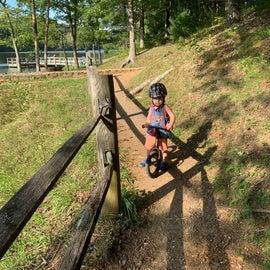 Biking trails galore!