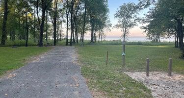 COE Millwood Lake Saratoga Park