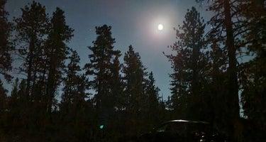 Sunset Campground – CLOSED