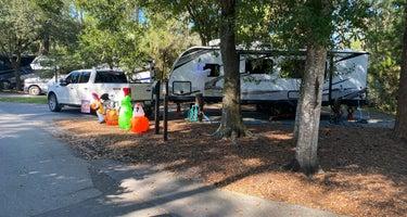 Ft Wilderness Campground Resort