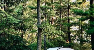 Green Lake Rustic - Interlochen State Park