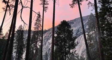 Yosemite National Park North Pines Campground