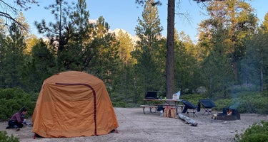 Sunset Campground - Bryce Canyon National Park