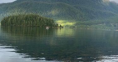 Salmon Lake Cabin Sitka