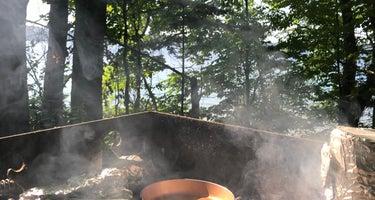 Power Island County Park Primitive Campsites
