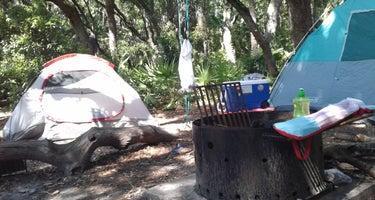 Stafford Beach Campground
