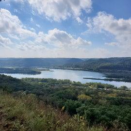 perrot  ridge trail