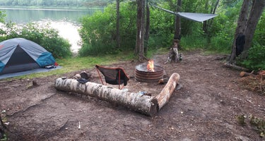 Porcupine Mountains Backcountry Camping