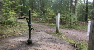 Lake Dubonnet State Forest Campground