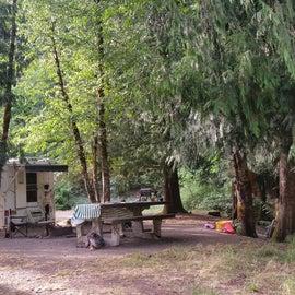 Campsites are nice.