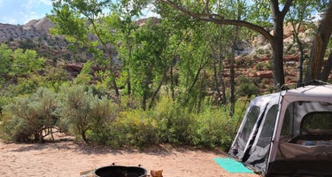 Calf Creek Campground