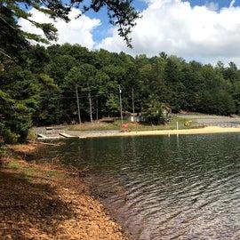 Main Swim area/Boat Ramp