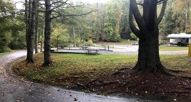 COE Philpott Lake Salthouse Branch Park