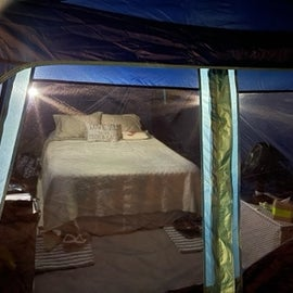 Glamping at its best