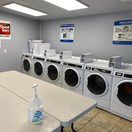 Laundry - Dryer Side
