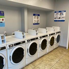 Laundry - Washer Side