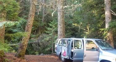 Kiwanis Road Free Camping