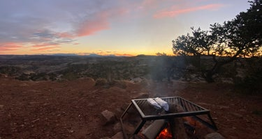 Spencer Flat Dispersed Camping - Grand Staircase Nat Mon