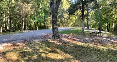 Hamilton County Miami Whitewater Forest Campground