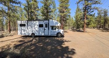 Sisters, Oregon - Dispersed Camping