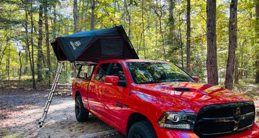 Oak Ridge Campground - Prince William Forest Park