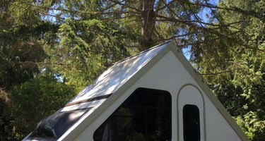 Whidbey Island Fairgrounds Campsite