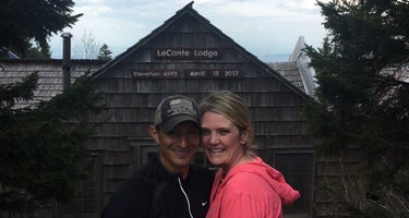 Mount LeConte Shelter