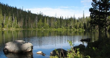 Horseshoe Lake (Olallie) Campground