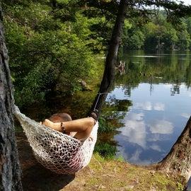 Seventh Lake peacefulness