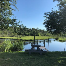 Non Waterfront Sites in Nature Preserve!
