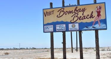 Bombay Beach  - Salton Sea State Rec Area