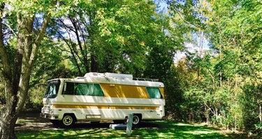 Delaware Lake Damsite Shelters