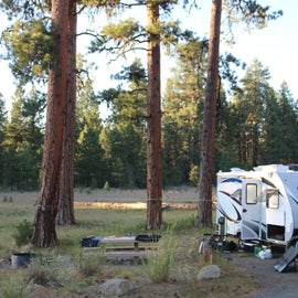 The perfect campground