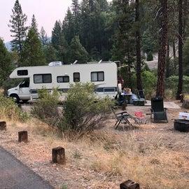 Campsite #21