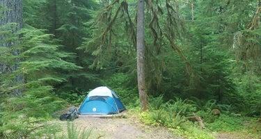 North Fork Campsite